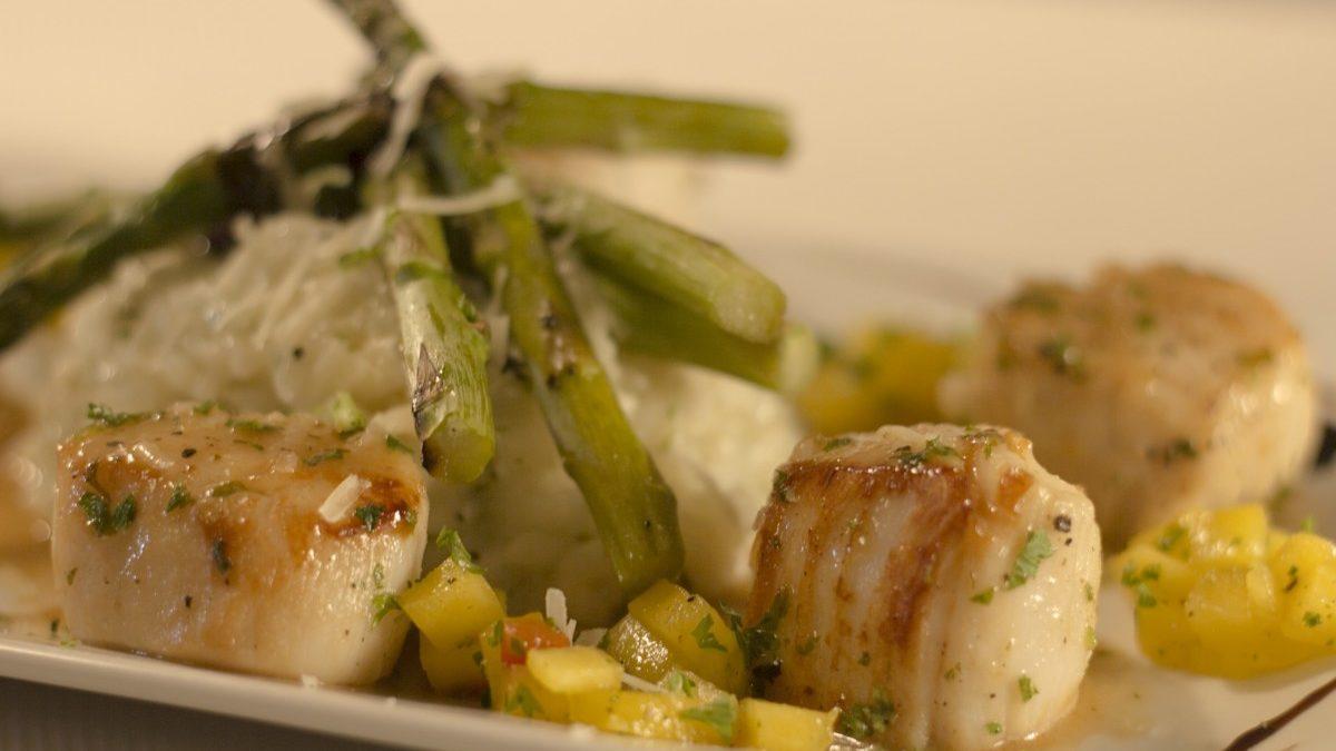ricetta a base di asparago